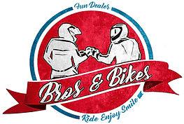 Bros & Bikes logo