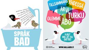 HALLÅÅBO SPRÅK BAD