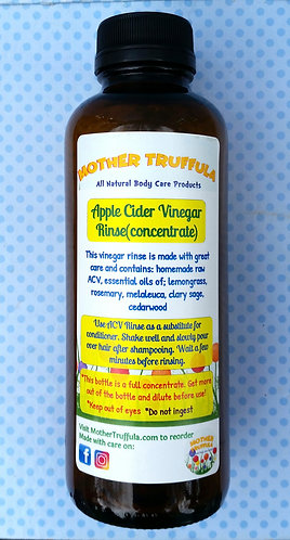 Kombucha/Apple Cider Vinegar Rinse(Concentrates)