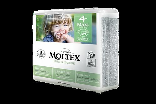 Moltex Pure and Nature ÖKO pelenka, Maxi 4-es