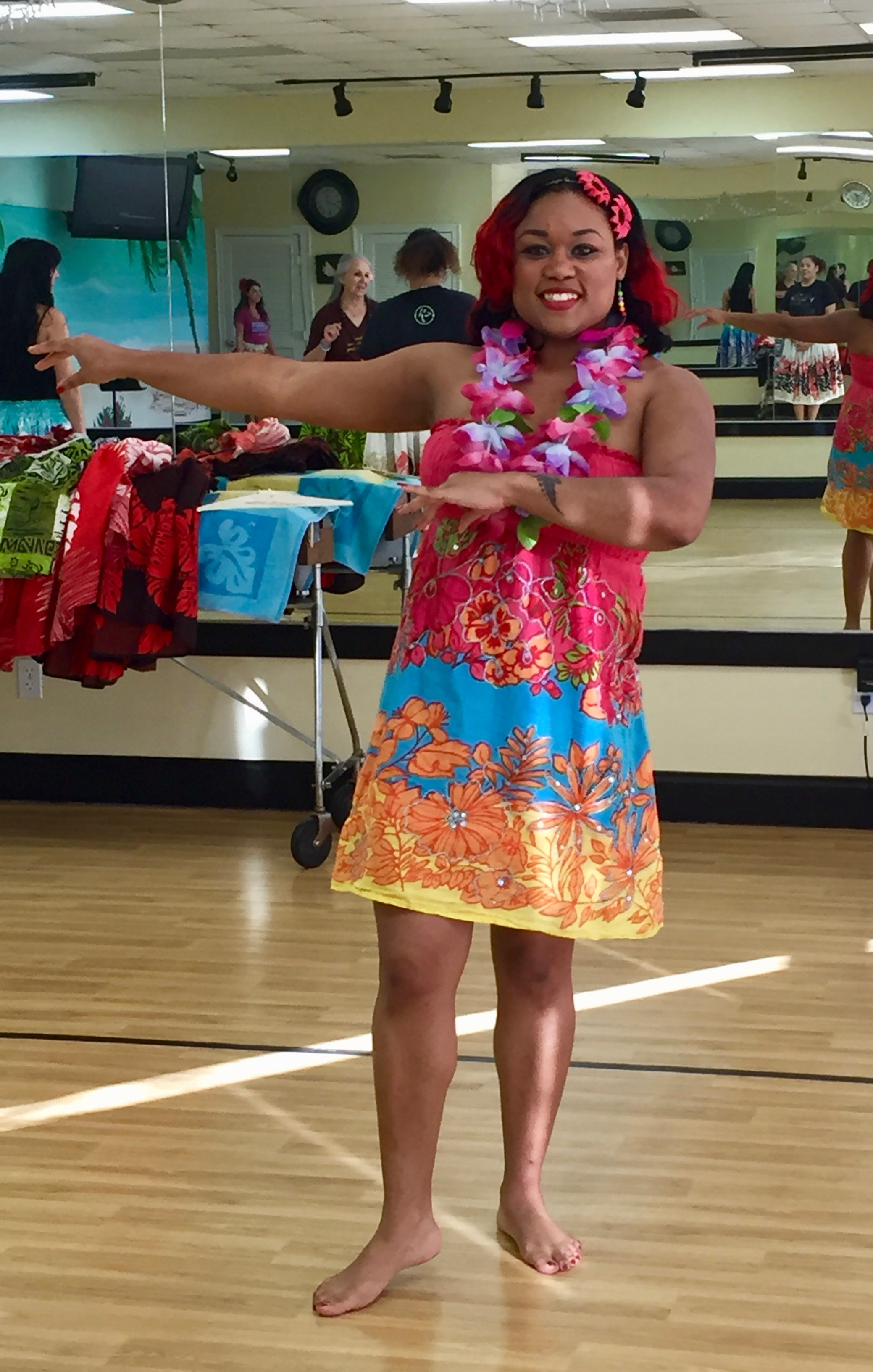 Hula Workshop