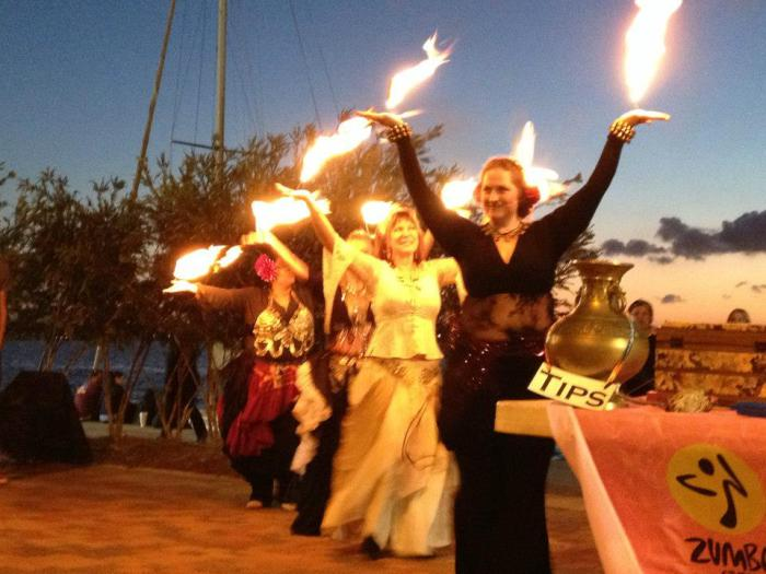 Fire Maidens at Live @ the Lakefront
