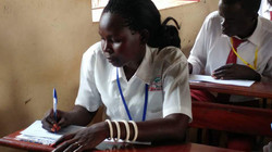 Committed to girls' education