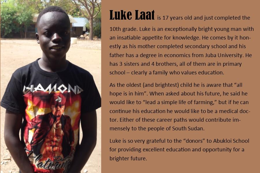 Student Luke