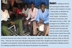 Student Daniel