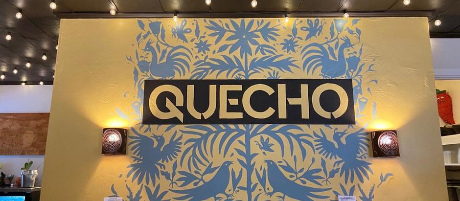 Giveaway! Quecho