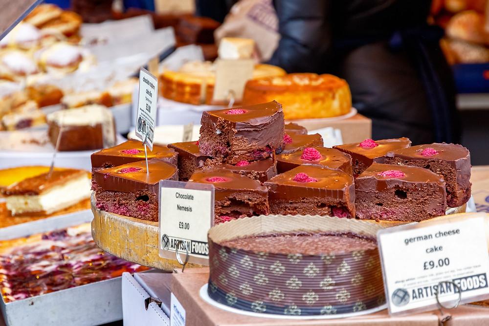 marketing a home bakery