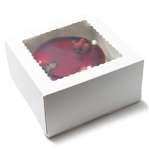 Cake Boxes 10x10x5 [Pack of 25]