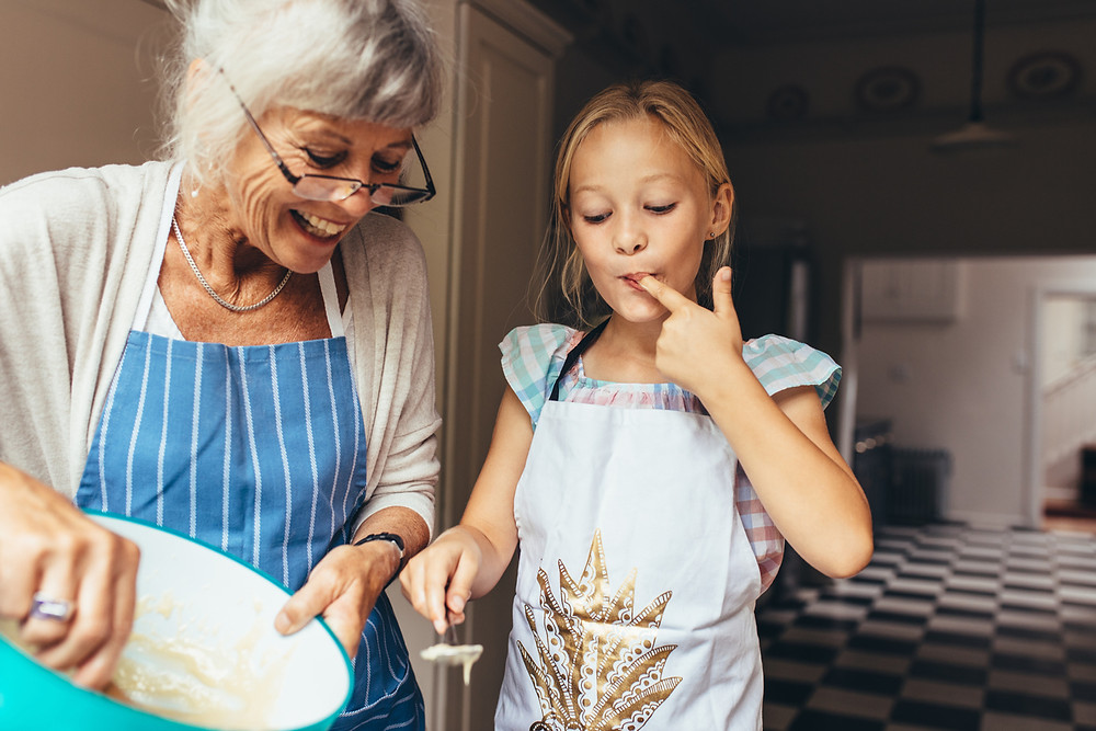 why family recipes are so important