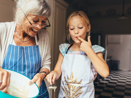 The Power of Family Recipes and Why We Love Food