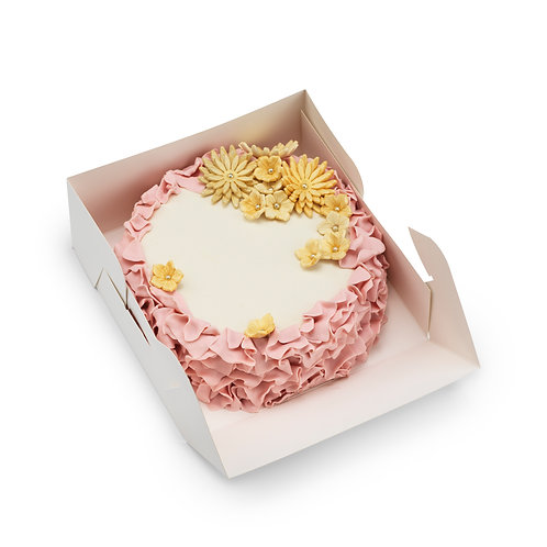 Cake Boxes 10x10x4 [Pack of 25]