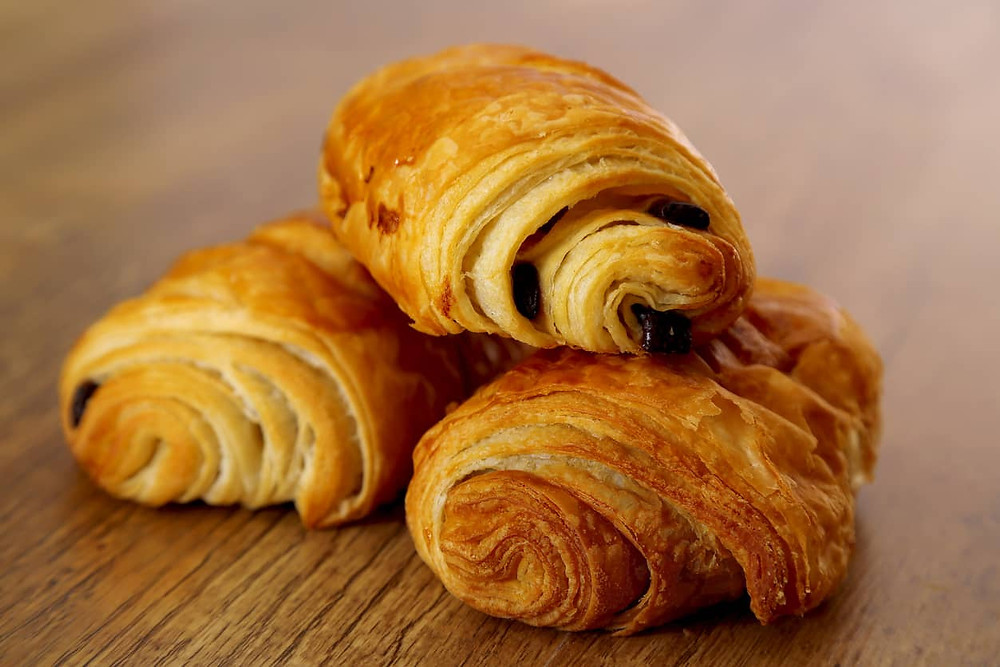 recipe for french pastry
