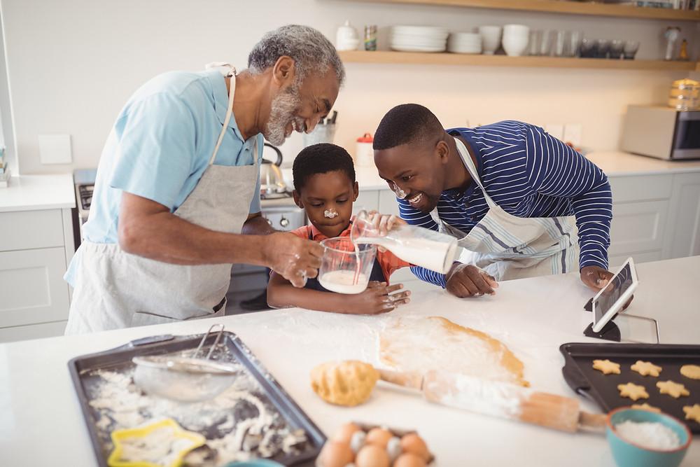 The Power of Family Recipes