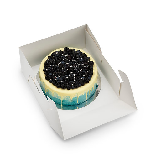 Cuisiner Cake Boxes 12x12x6 [Pack of 25]