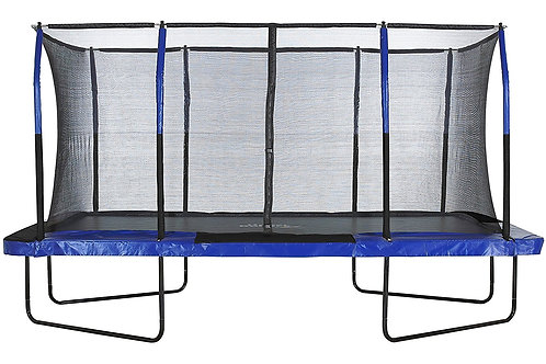 Upper Bounce Rectangle Trampoline with Fiber Flex Enclosure