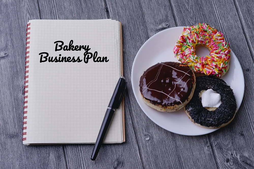 How to prepare a business plan for a bakery
