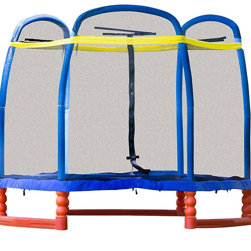 SKYBOUND SUPER 7 INDOOR TRAMPOLINE