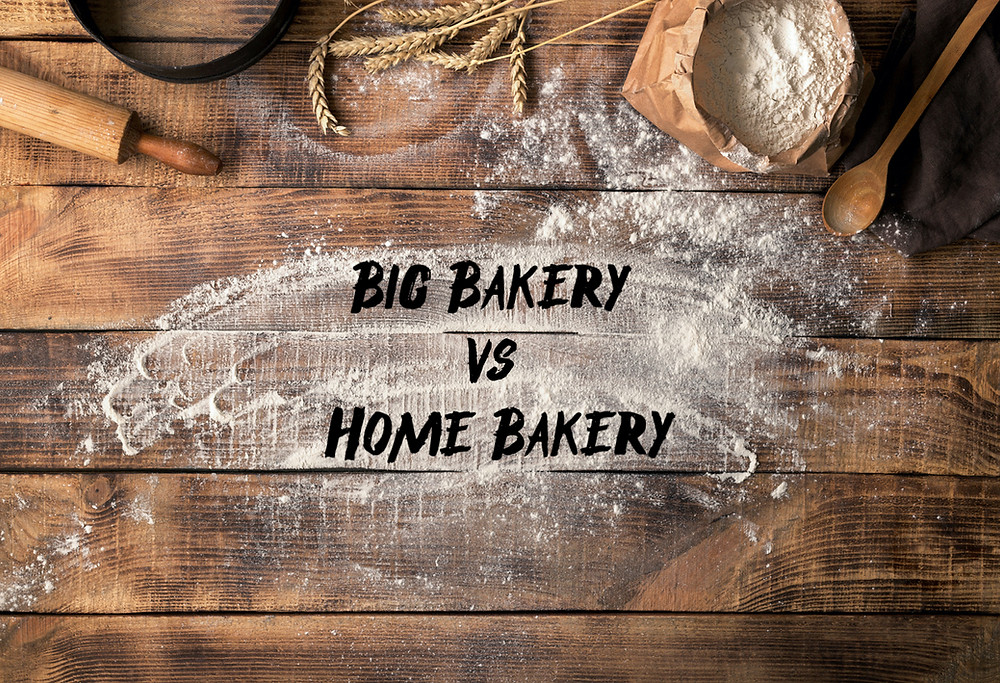 Leaving A Big Bakery and Opening A Home Bakery