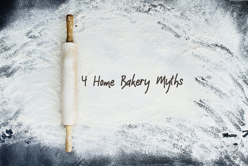 Myths About Opening A Home Bakery