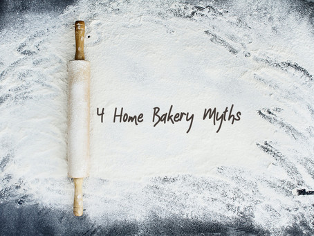 4 Myths About Opening A Home Bakery
