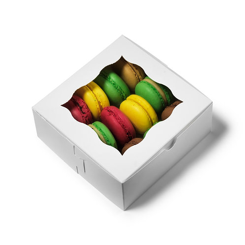 Bakery Boxes 6x6x2.5 [Pack of 25 or 50]