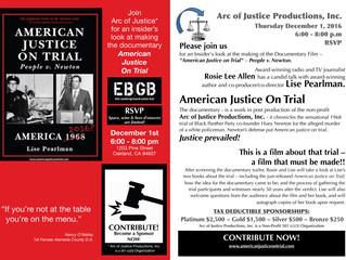 """American Justice on Trial"" Book-Signing & Trailer Screening @ EGBG Wine Bar"