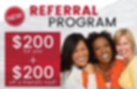 Elite roof conractor referral program