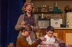 A Christmas Story starring as Mother