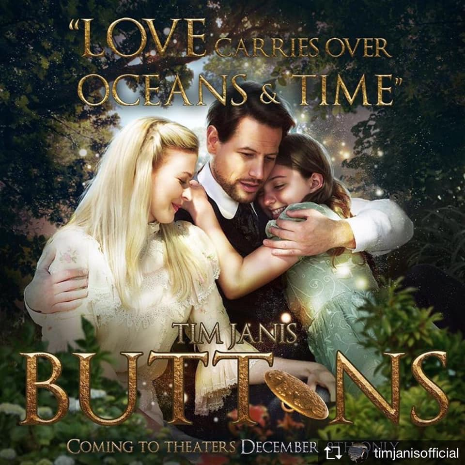 Buttons, A New Movie Musical