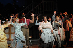Show Boat starring as Magnolia