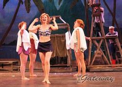 South Pacific starring as Nellie