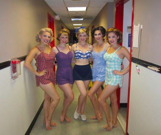 South Pacific Ladies