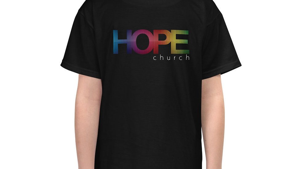 Rainbow of Hope Youth T-Shirt