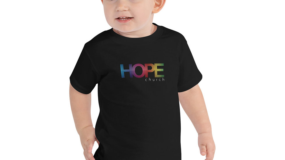 Rainbow of Hope Toddler T