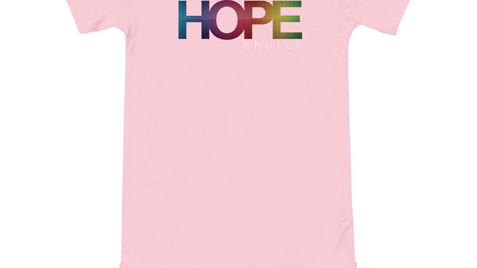 Rainbow of Hope Onesie