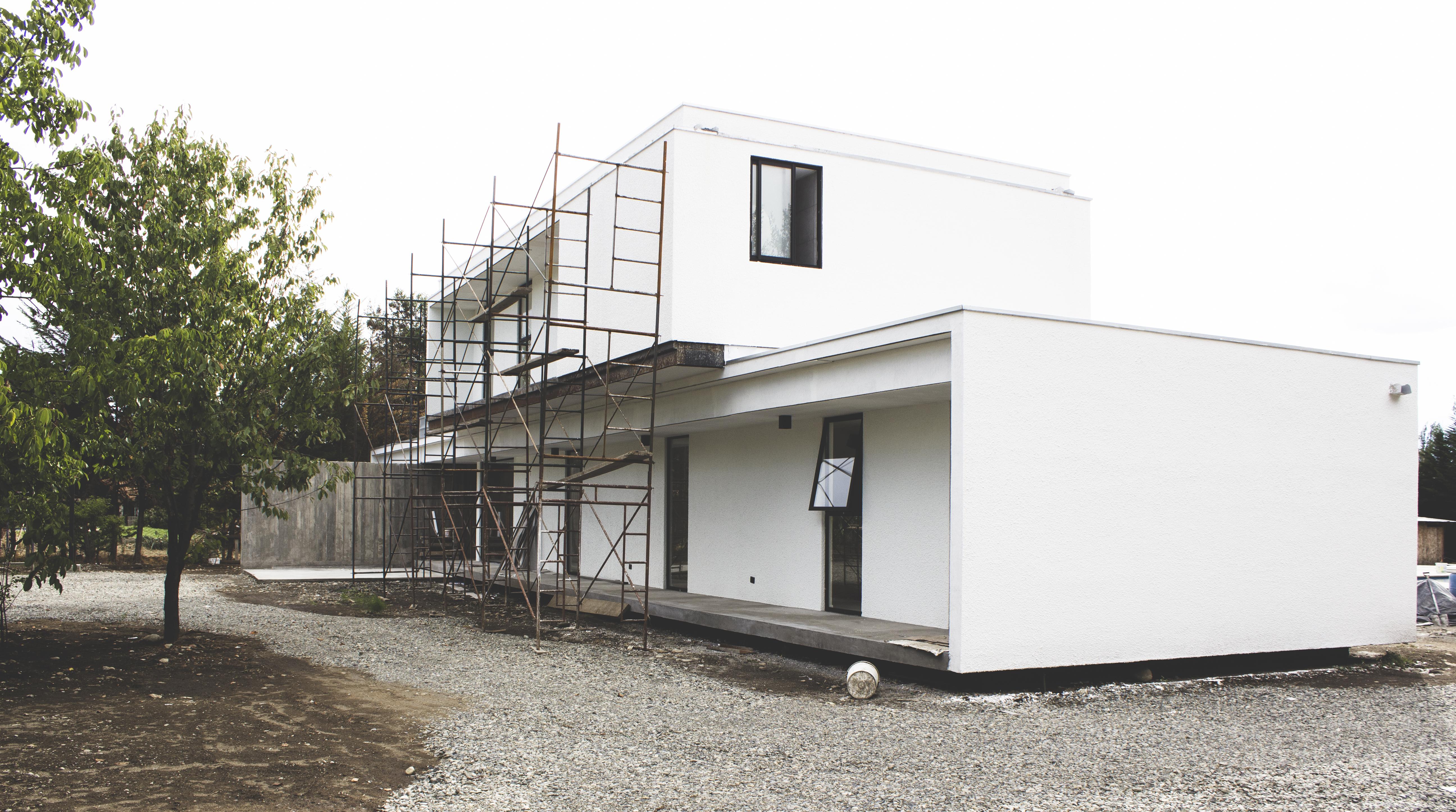 Casa TA | En Construcción