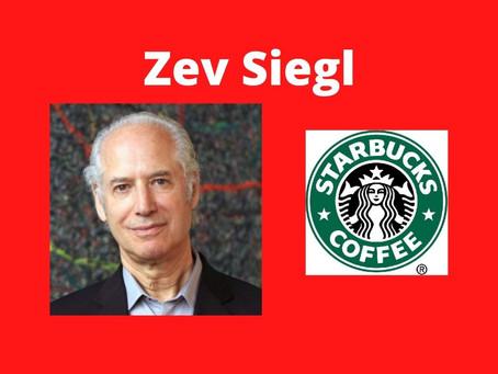 Zev Siegl, Starbucks: Co-founder