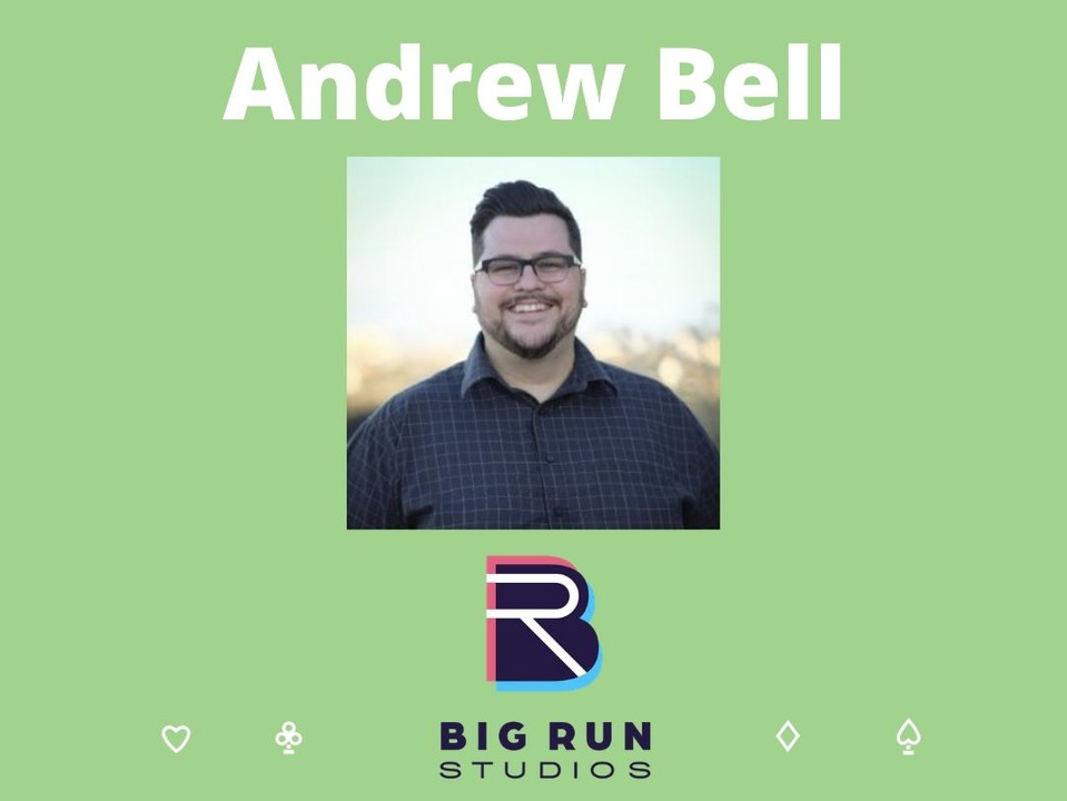 Andrew Bell, Big Run Studios: Founder and CEO