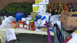 Stop and Shop food donations