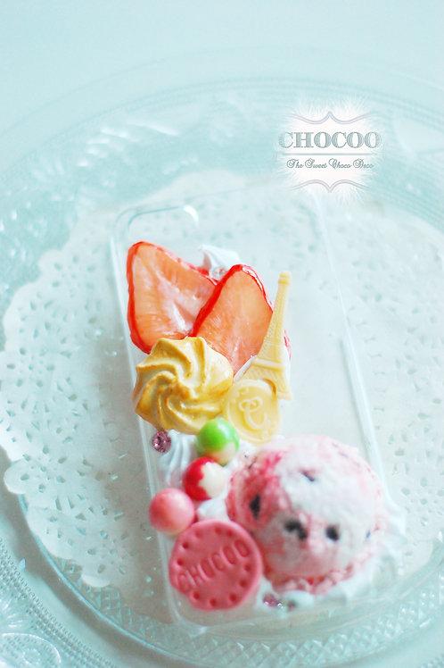 Whip Strawberry Icecream