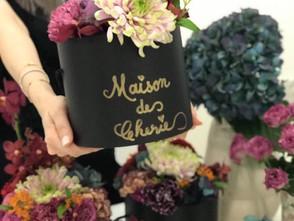 Autumn Table flower arrangemnet