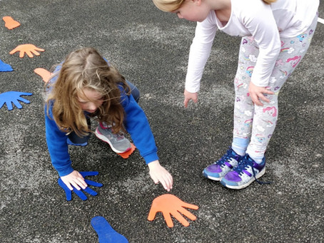 Current Government guidance in PE for Primary schools