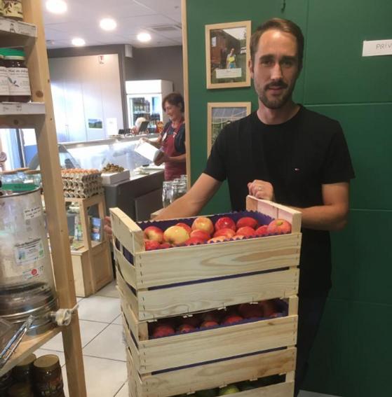 Le Local, une épicerie et 2 magasins à Annecy avec des produits locaux de Savoie, Auvergne-Rhône-Alpes et bio zéro déchet (alimentation, fruits, légumes, entretien, hygiène).