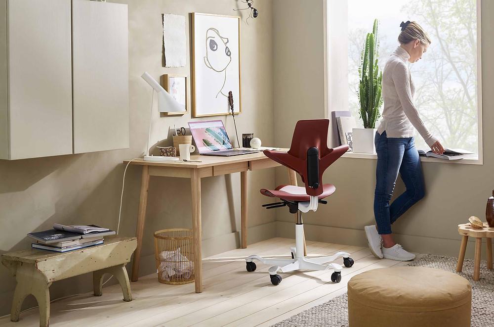 כיסא ארגונומי מעוצב