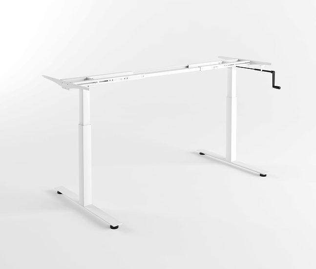שולחן מתכוונן ידני