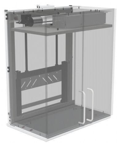 ארון מטבח מתכוונן חשמלי
