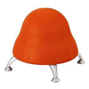 כיסא דגם פולג כתום