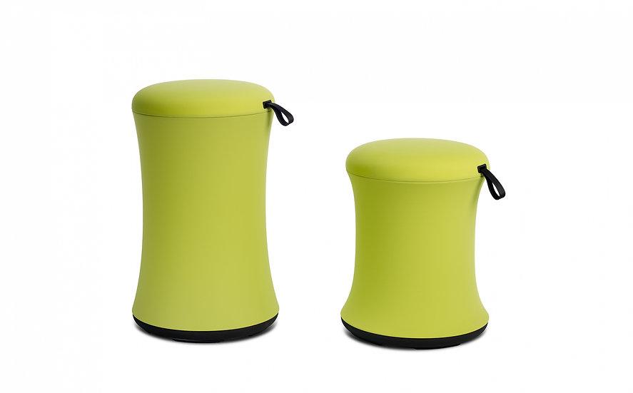 כיסא ישיבה ירוק
