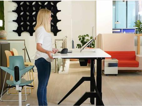 איך לעצב את סביבת העבודה הביתית החדשה.