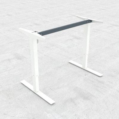 שולחן משרדי מתכוונן 501-47